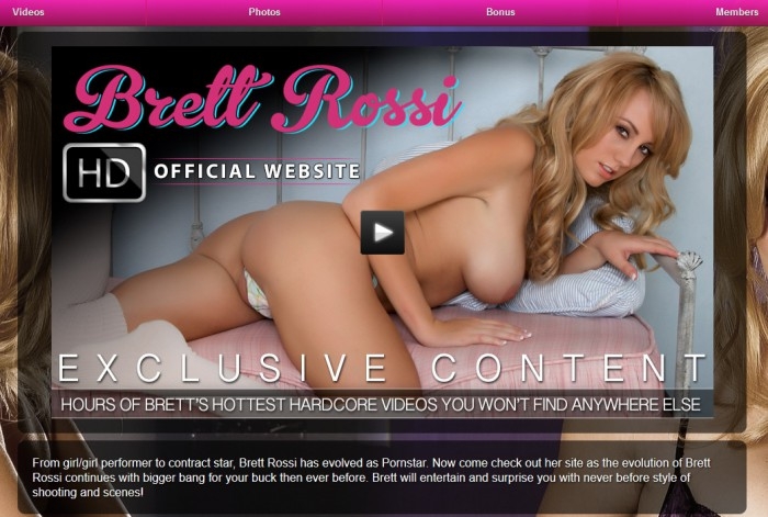 Brett Rossi Official Site
